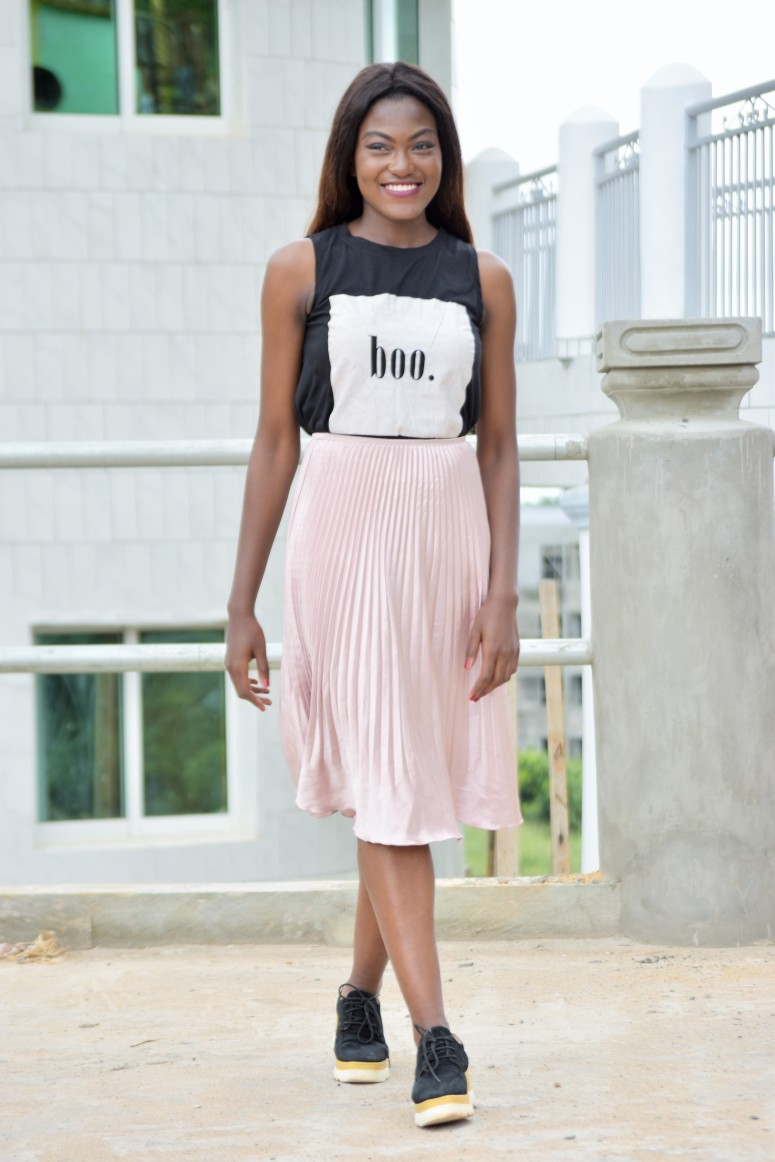 jupe-plissée-look24