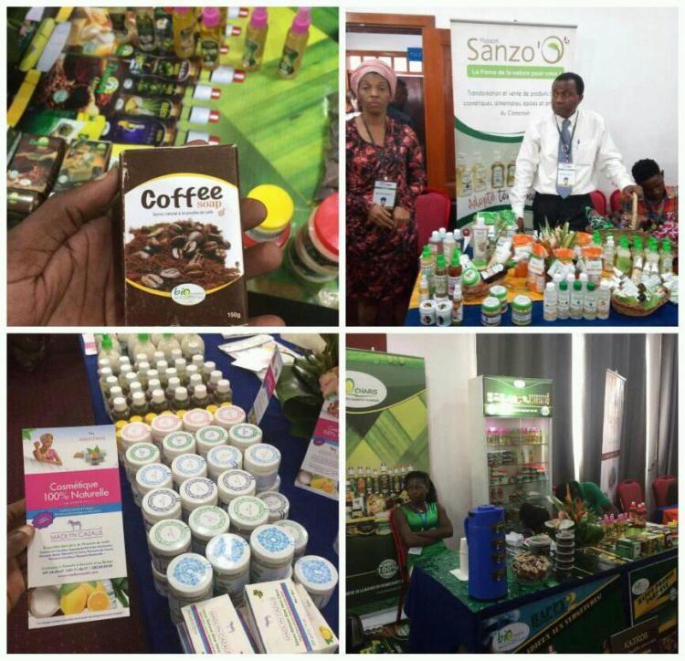 produits et lait de beauté cameroun