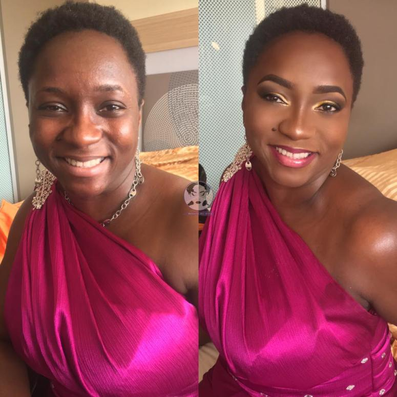 beauty by asty make up cameroon