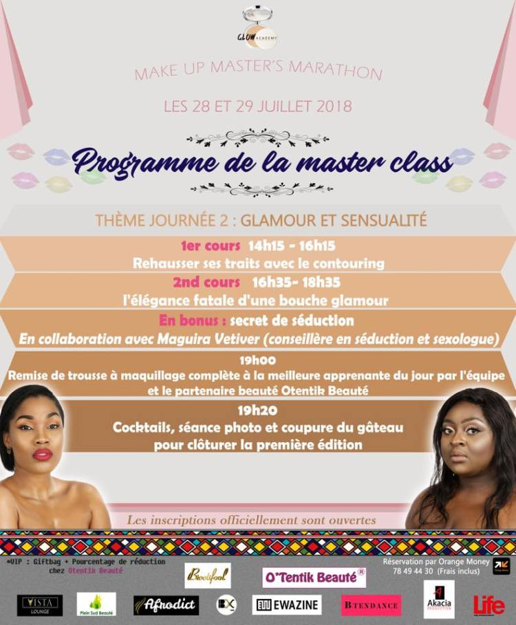 blog cameroun glow academy abidjan