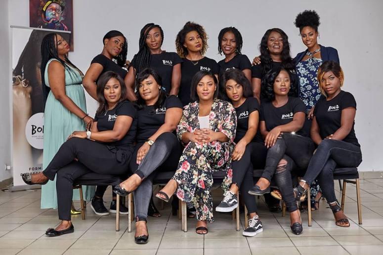 bold make up academy cameroun