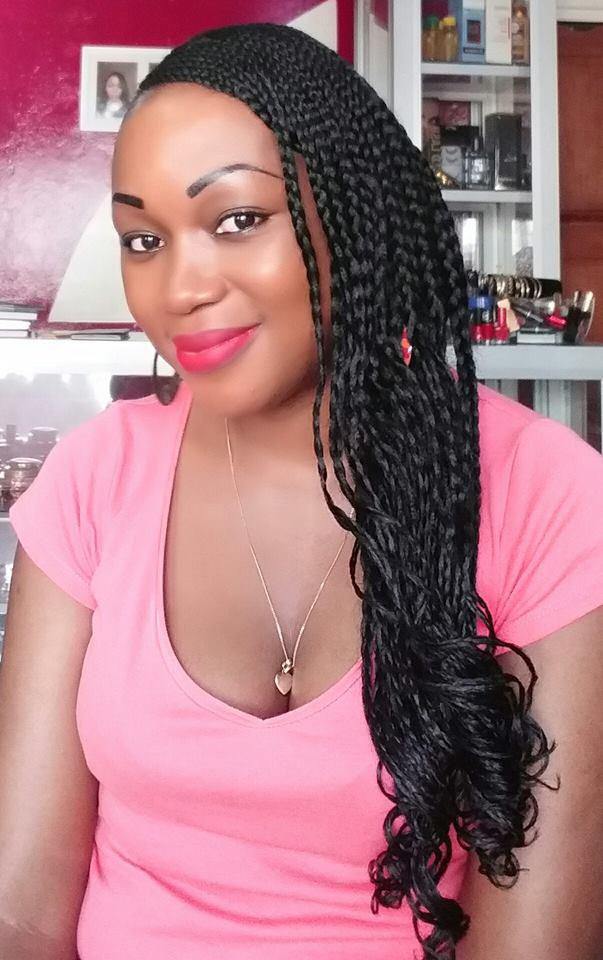 coiffure afro cameroun