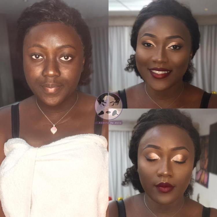 make up beauty by asty camerounaise