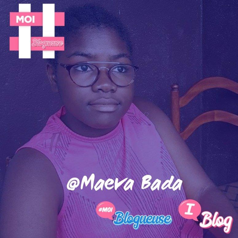 maeva bada blogueuse camerounaise