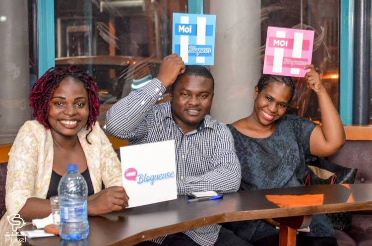 rencontre blogueur camerounais