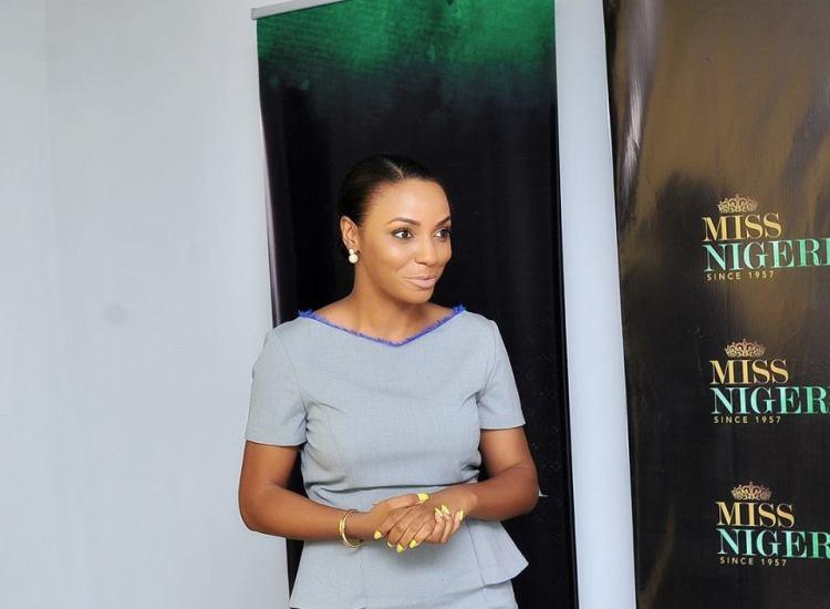 miss nigeria team vanessa azar
