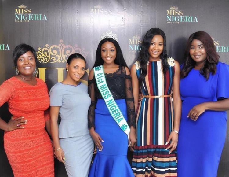 miss nigeria vanessa azar