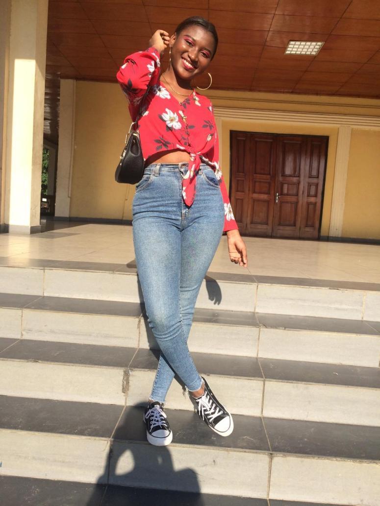 blogueuse mode camerounaise