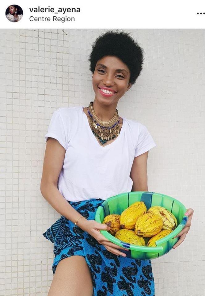 fruits cameroun ayena valerie
