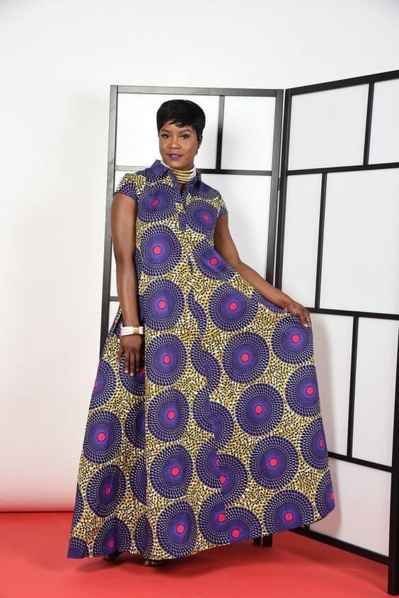 18 Modèles De Robes En Pagne Africain Pour Rester Chic