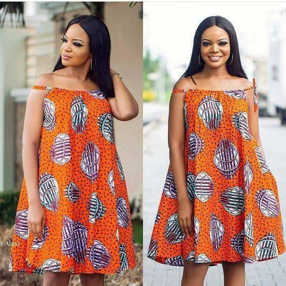 robe tissu pagne africain