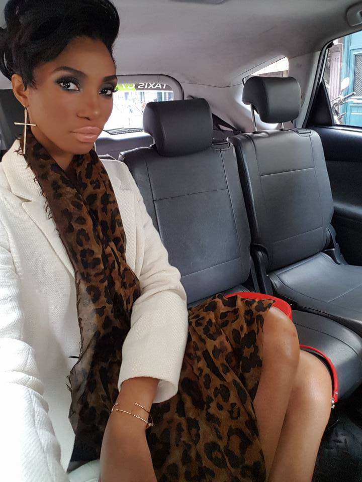 valerie ayena model african